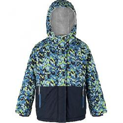 Therm Kids' Snowrider Jacket Abstract Geo
