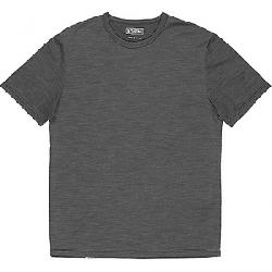 Chrome Industries Men's Merino SS Tee Charcoal