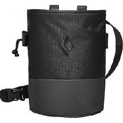 Black Diamond Mojo Zip Chalk Bag Black / Slate