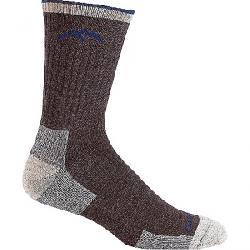 Darn Tough Men's Hiker Micro Crew Cushion Sock Chocolate