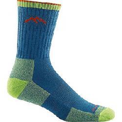 Darn Tough Men's Hiker Micro Crew Cushion Sock Blue