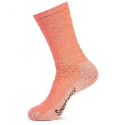 Smartwool Women's Hike Mid-Crew Sock Bright Coral