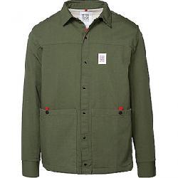 Topo Designs Men's Field Jacket Olive
