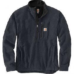 Carhartt Men's Dalton Half Zip Fleece Sweater Black Heather