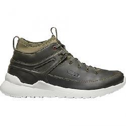 KEEN Men's Highland Mid Sneaker Green Lake / Silver Birch