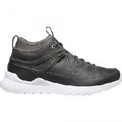 KEEN Men's Highland Mid Sneaker Growler / White