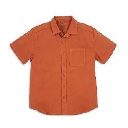 Topo Designs Men's Dirt SS Shirt Brick