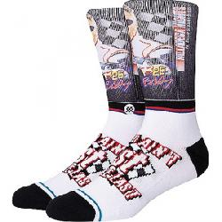 Stance First You're Last Sock White