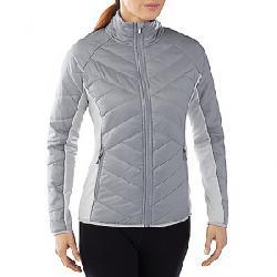 Smartwool Women's Double Corbet 120 Jacket Silver