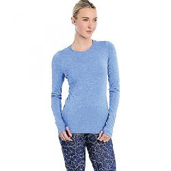 Lole Women's Agnessa Top Dazzling Blue Heather