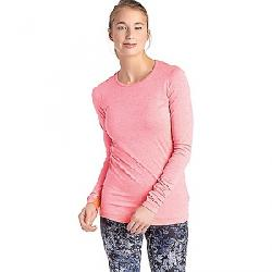 Lole Women's Agnessa Top Fiery Coral Heather
