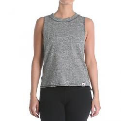 Vimmia Women's Pacific Pintuck Muscle Tee Heather Grey