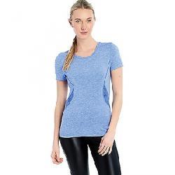 Lole Women's Ailani Top Dazzling Blue Heather