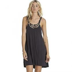 Billabong Women's Great Views Dress Off Black