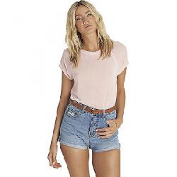 Billabong Women's Worth It All Shirt Rose Dust