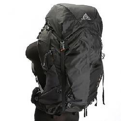 Gregory Men's Baltoro 75L Pack Shadow Black