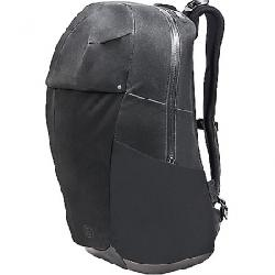 Alchemy Equipment 25L Softshell Daypack Black Waxed Kodra