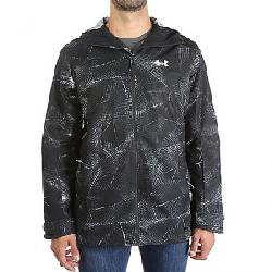 Under Armour Men's UA ColdGear Infrared Haines Shell Jacket Black / Overcast Grey / White