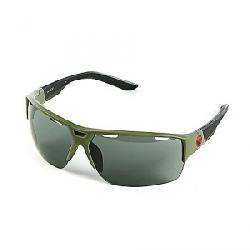 Dragon Optical EnduroX 1 Polarized Sunglasses Matte Utility Green / Grey