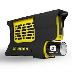 Brunton Hydrogen Reactor Portable Fuel Cell Yellow