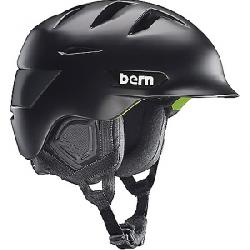 Bern Men's Rollins Helmet Matte Black / Black