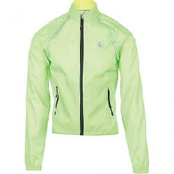 Pearl Izumi Men's ELITE Barrier Convertible Jacket Screaming Green