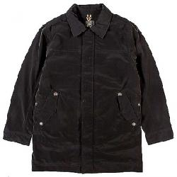 Timberland Men's Burke Mountain Mac Coat Black