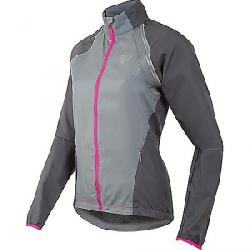 Pearl Izumi Women's ELITE Barrier Convertible Jacket Monument / Smoked Pearl