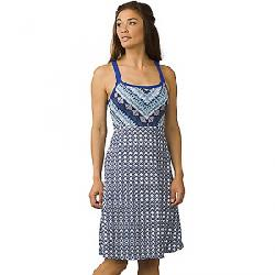 Prana Women's Cora Dress Sashay Indigo