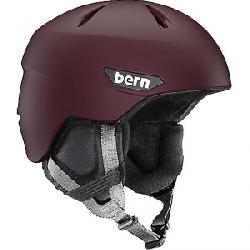 Bern Men's Weston Helmet Oxblood Red / Black