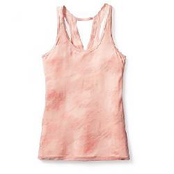 Smartwool Women's Merino 150 Tank Top Pink Horizon Pattern