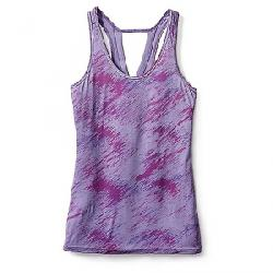 Smartwool Women's Merino 150 Tank Top Desert Purple Pattern