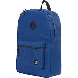 Herschel Supply Co Heritage Backpack Eclipse Crosshatch / Black Rubber