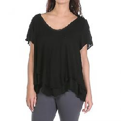 Free People Women's Cookie Tee Black