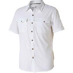Royal Robbins Men's Diablo SS Shirt White