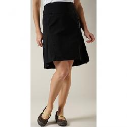 Royal Robbins Women's Discovery Strider Skirt Jet Black