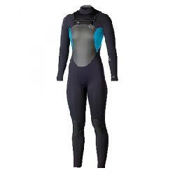 Xcel Women's Axis X1 3/2 MM Fullsuit Black / Chlorine Blue