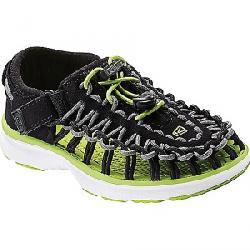 Keen Kids' Uneek O2 Shoe Black / Macaw
