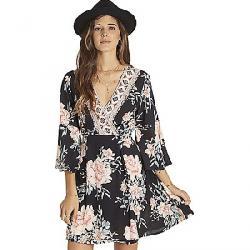Billabong Women's Divine Dress Black