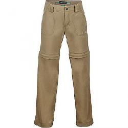 Marmot Girls' Lobo's Convertible Pant Desert Khaki