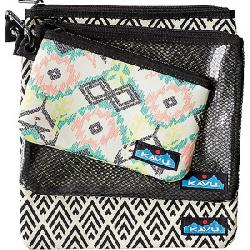 KAVU Goodie Wallet Deco Tiles