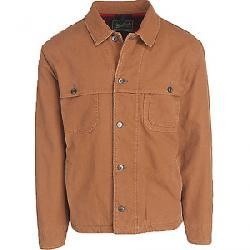 Woolrich Men's Centerpost Wool Line Jacket Chicory