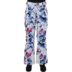 Spyder Women's Temerity Tailored Fit Pant Frozen Bling Print