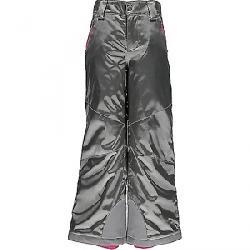 Spyder Girls' Thrill Pant Silver / Silver