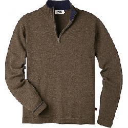 Mountain Khakis Men's Lodge 1/4 Zip Sweater Coffee