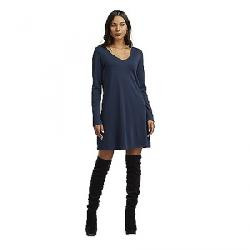 Indigenous Designs Women's Essential V Dress Navy