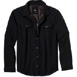 Prana Men's Ryken Flannel Shirt Coal