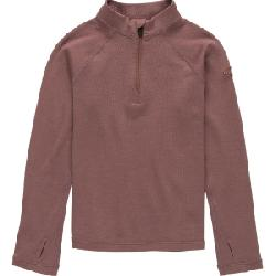Icebreaker 260 Tech Long-Sleeve 1/2-Zip Top - Toddler Girls'