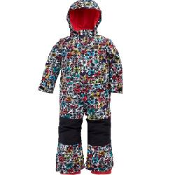 Burton Gore-Tex One-Piece Snow Suit - Toddler Girls'