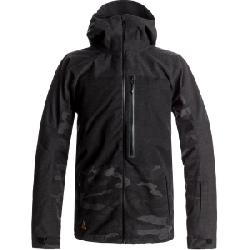 Quiksilver Cell Hooded Jacket - Men's